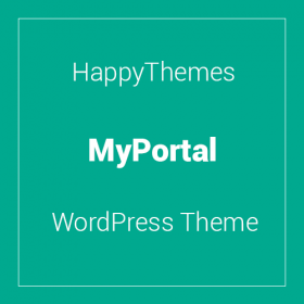 HappyThemes MyPortal 1.0