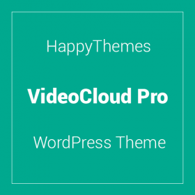 HappyThemes VideoCloud Pro 1.5