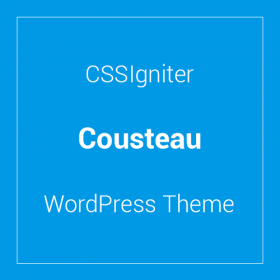 CSSIgniter Cousteau