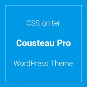 CSSIgniter Cousteau Pro