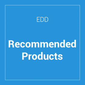 Easy Digital Downloads Recommended Products
