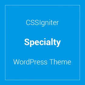 CSSIgniter Specialty