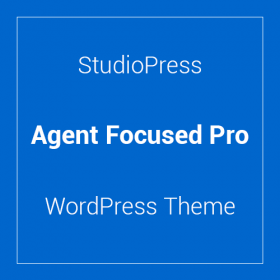 StudioPress Agent Focused Pro