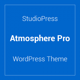 StudioPress Atmosphere Pro
