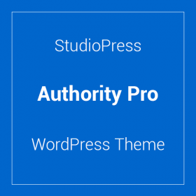 StudioPress Authority Pro