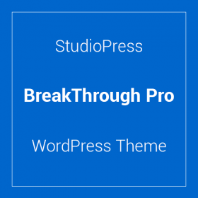 StudioPress Breakthrough Pro