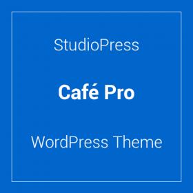 StudioPress Café Pro