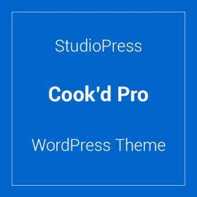 StudioPress Cook'd Pro
