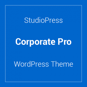 StudioPress Corporate Pro