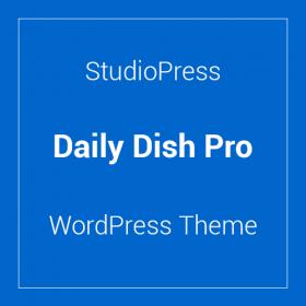 StudioPress Daily Dish Pro