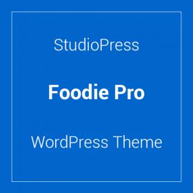StudioPress Foodie Pro