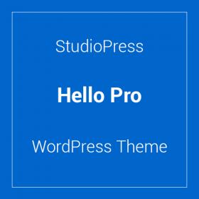 StudioPress Hello! Pro
