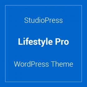 StudioPress Lifestyle Pro