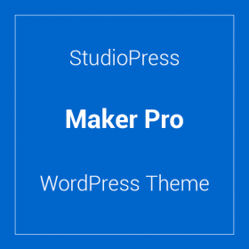 StudioPress Maker Pro