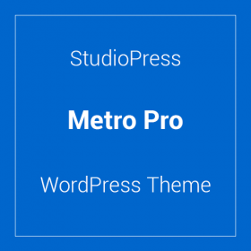 StudioPress Metro Pro