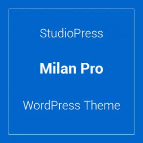 StudioPress Milan Pro