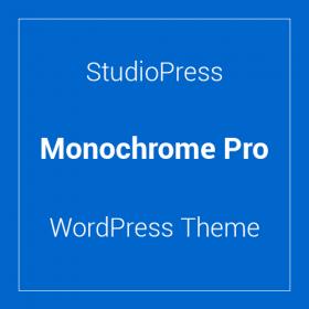 StudioPress Monochrome Pro