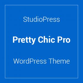 StudioPress Pretty Chic Pro