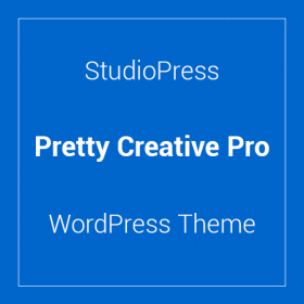 StudioPress Pretty Creative Pro