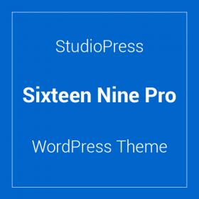 StudioPress Sixteen Nine Pro