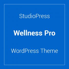 StudioPress Wellness Pro