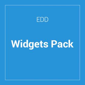 Easy Digital Downloads Widgets Pack