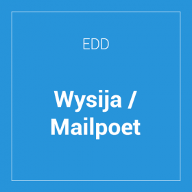 Easy Digital Downloads Wysija / Mailpoet