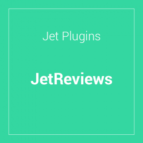 JetReviews - Ratings and Reviews for Elementor