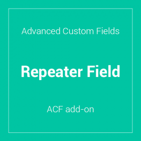 Advanced Custom Fields - Repeater Field