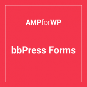 bbPress for AMP