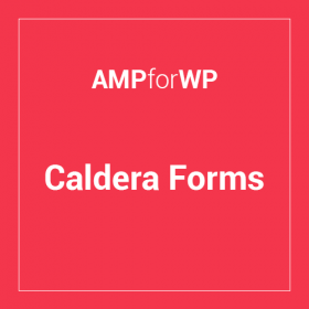 Caldera Forms for AMP