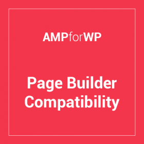 AMP Page Builder Compatibility 1.9.37