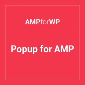 AMP Pop-up