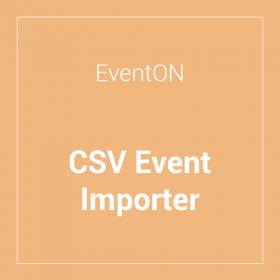 EventON CSV Event Importer Add-on