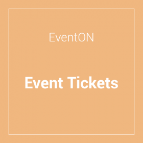 EventON Event Tickets Add-on