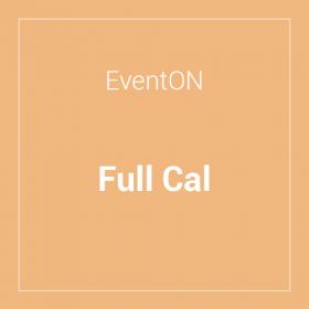 EventON Full Cal Add-on