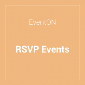 EventON RSVP Events Add-on