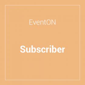 EventON Subscriber Add-on