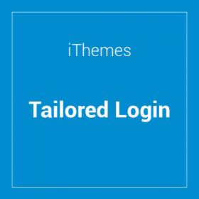 iThemes Tailored Login