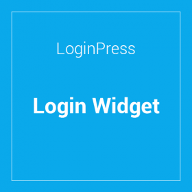 LoginPress Login Widget