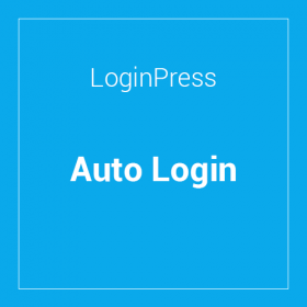 LoginPress Auto Login