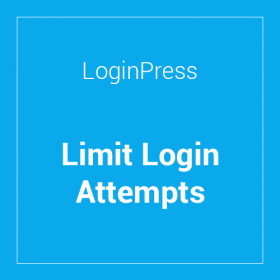 LoginPress Limit Login Attempts