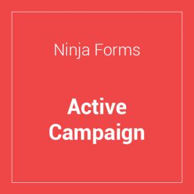 Ninja Forms Active Campaign
