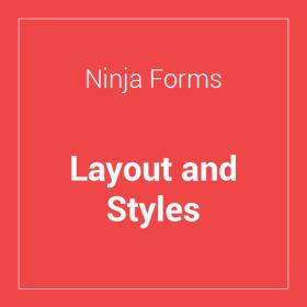 Ninja Forms Layout & Styles