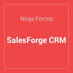 Ninja Forms SalesForce CRM