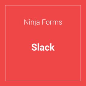Ninja Forms Slack
