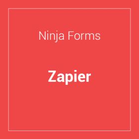 Ninja Forms Zapier