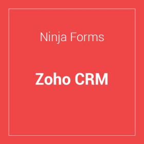 Ninja Forms Zoho CRM