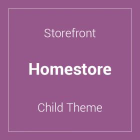 Storefront Homestore Child Theme
