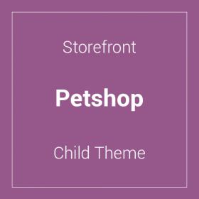Storefront Petshop Child Theme